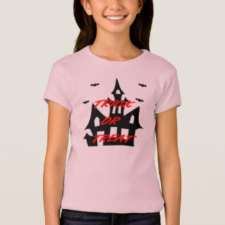 """Haunted House"" Halloween t-shirt for kids"