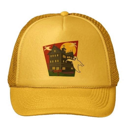 Haunted House Halloween T shirts, Hoodies, Mugs Mesh Hats