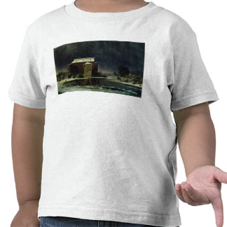 Haunted House in the Snow, 1848 T-shirts