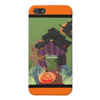 Haunted House iPhone 5 Cover