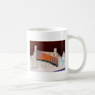 Haunted House - mug
