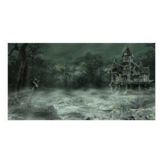 Haunted House Poster