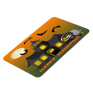 Haunted House Reaper Flex Magnets