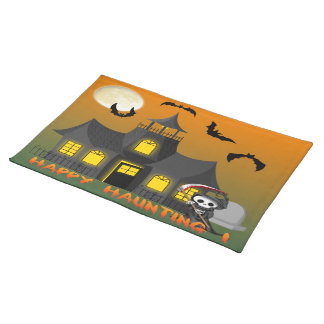 Haunted House Reaper Placemat