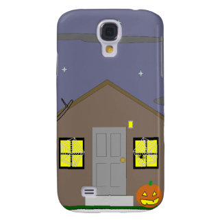 Haunted House Samsung S4 Case