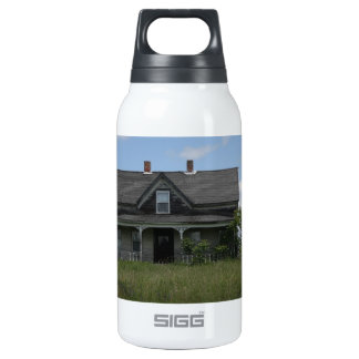 Haunted House 10 Oz Insulated SIGG Thermos Water Bottle