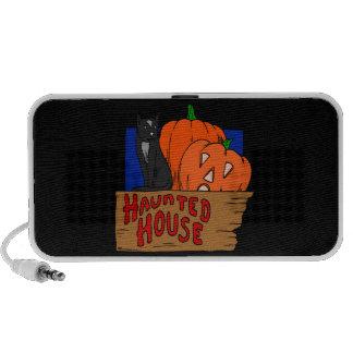 Haunted House Travel Speaker