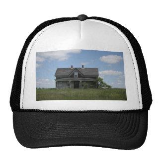 Haunted House Trucker Hat