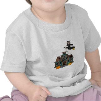 Haunted house tshirt
