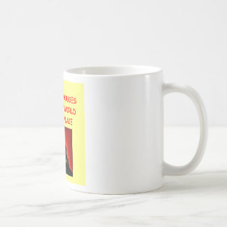 haunted houses classic white coffee mug
