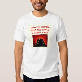 haunted houses T-Shirt