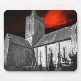 Haunted Irish Castle Mouse Pad