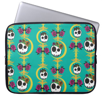 Haunted Laptop Sleeve - COLOR