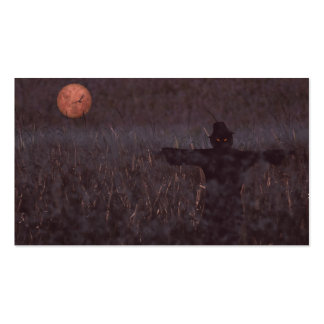 Haunted maize field bookmark Double-Sided standard business cards (Pack of 100)