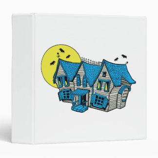 Haunted Mansion Binder
