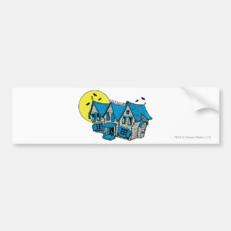 Haunted Mansion Bumper Sticker