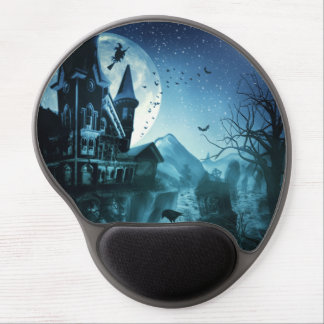 Haunted Mansion Gel Mouse Pad