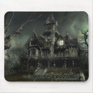 Haunted Mansion Mouse Pad