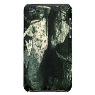 Haunted Moonlight 1902 Barely There iPod Cases