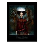 Haunted Moonlight Postcard