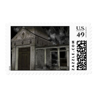 Haunted Postage Stamps