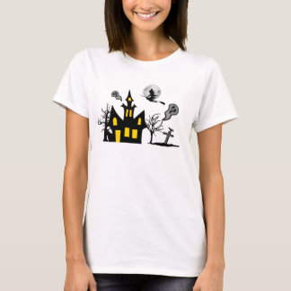 Haunted Scene T-shirt