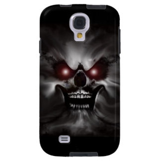 Haunted Skull Galaxy S4 Case