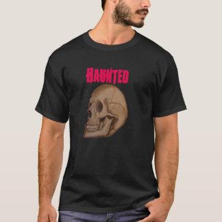 Haunted Skull - T-Shirt