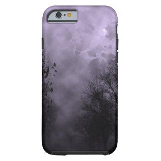 Haunted Sky Purple Mist iPhone 6 case