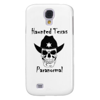Haunted Texas Galaxy S4 Cover