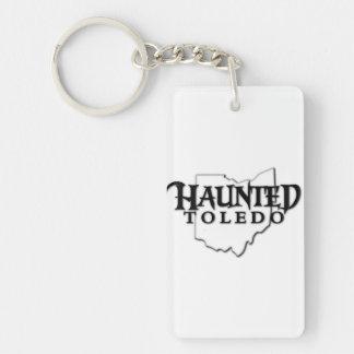 Haunted Toledo keychain