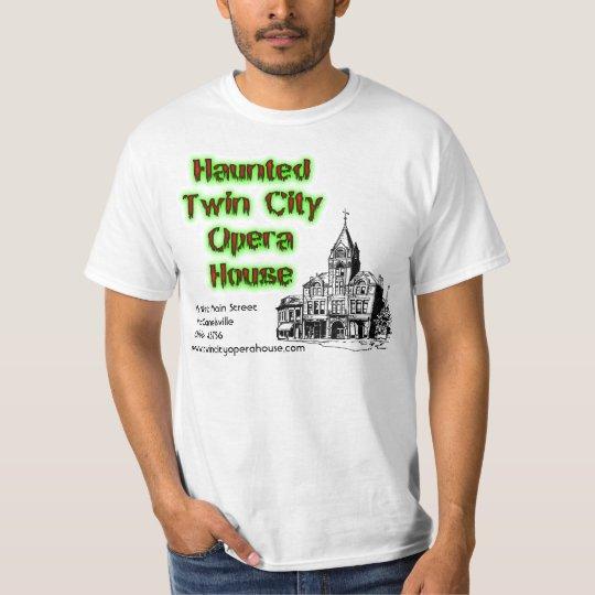 Haunted Twin City Opera House T-Shirt