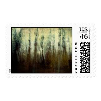 Haunted Woods Postage