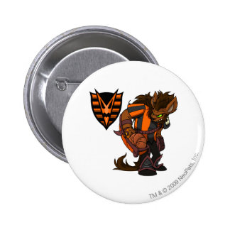 Haunted Woods Team Captain 1 Button
