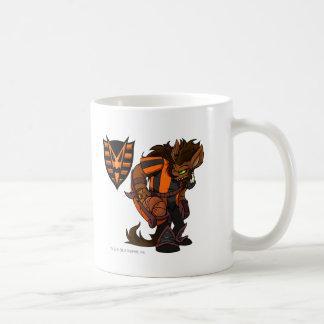 Haunted Woods Team Captain 1 Classic White Coffee Mug