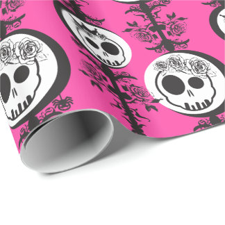 Haunted Wrapping Paper
