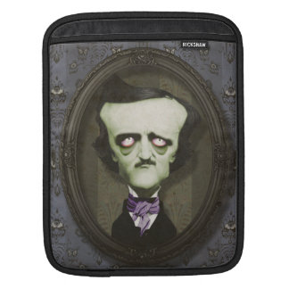 Haunted Zombie Edgar Allan Poe IPad Case