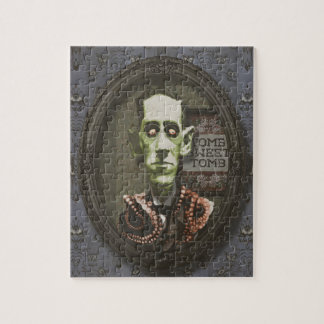 Haunted Zombie HP Lovecraft Puzzle