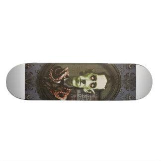 Haunted Zombie HP Lovecraft Skateboard