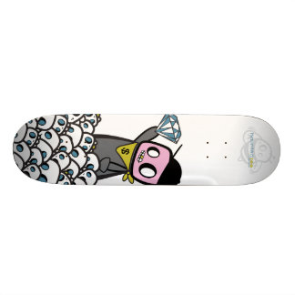 "Haunted Zoo ""Bloodbling"" Skateboard Deck"