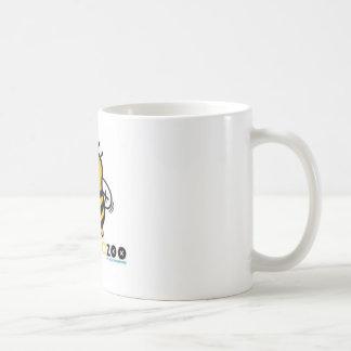 hauntedzoo classic white coffee mug