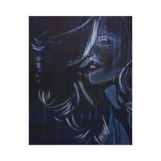 Haunting Beauty Canvas Print