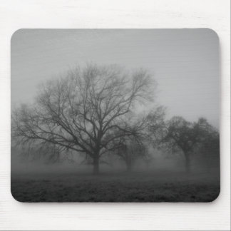 Haunting Fog Mouse Pad