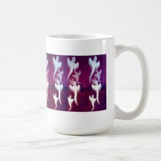 Haunting Ghosts Coffee Mug
