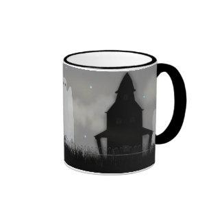 Haunting Ghost's Ringer Mug