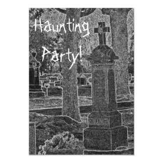Haunting Party! Card