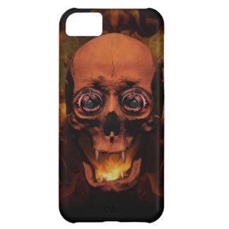 Haunting Skull iPhone 5 Case