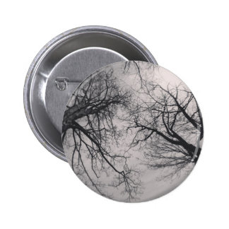 Haunting Trees 2 Inch Round Button
