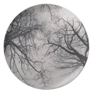 Haunting Trees Plate
