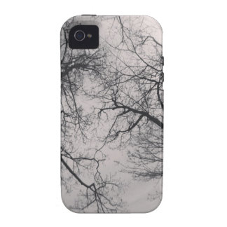 Haunting Trees Vibe iPhone 4 Covers